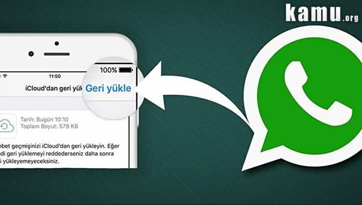 whatsapp silinen mesajları geri getirme – 2021 onaylı yöntem!