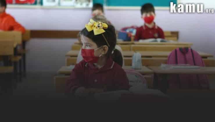Okullar Yüz Yüze Eğitime Başlayacak 2021