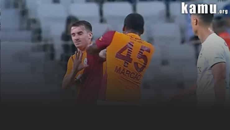 marcao ile kerem aktürkoğlu kavgası detayları