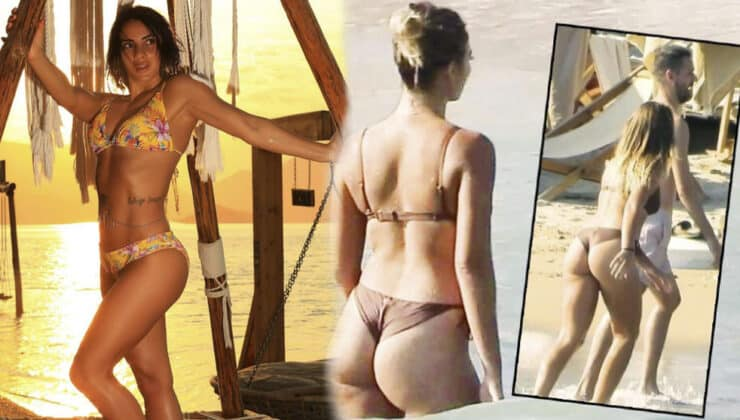 Survivor Güzelleri 2021 Yazında Plajlarda Bikinili Pozlarıyla Nefes Kesiyor