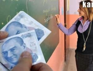 hazırlık ödemesi müjdesi! öğretmenlere hazırlık ödemesi yapılacak! *2021