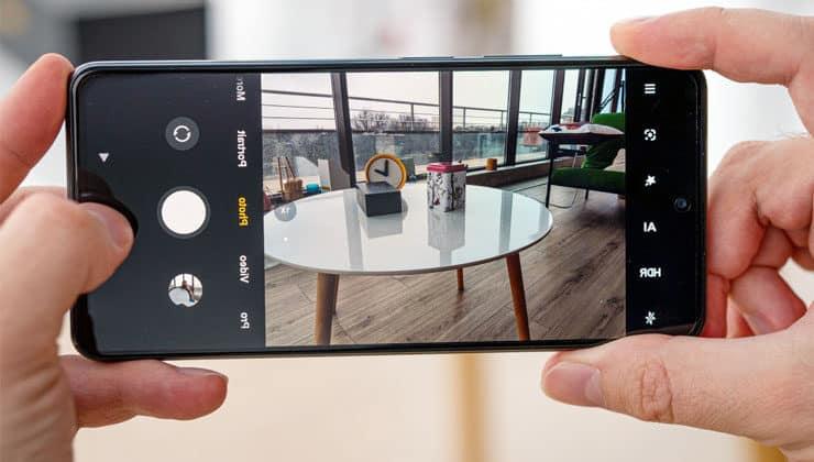 poco f3 kamerası