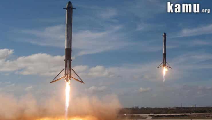 SpaceX Roketi 4 Yolcuyu Dünya Çevresinde Gezdirecek!