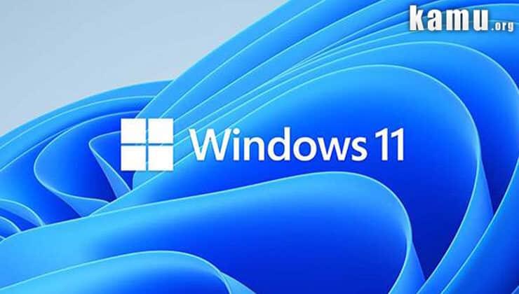 Windows 11 İle Neler Gelecek? İşte Windows 11 Özellikleri