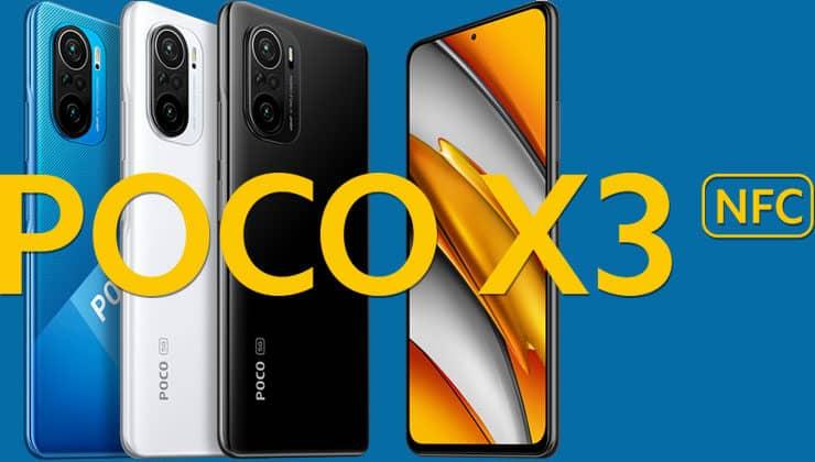 Xiaomi POCO F3 ve Xiaomi POCO X3 Fiyatı ve İncelemesi