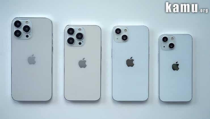 iPhone 13 Türkiye Fiyatları *2021