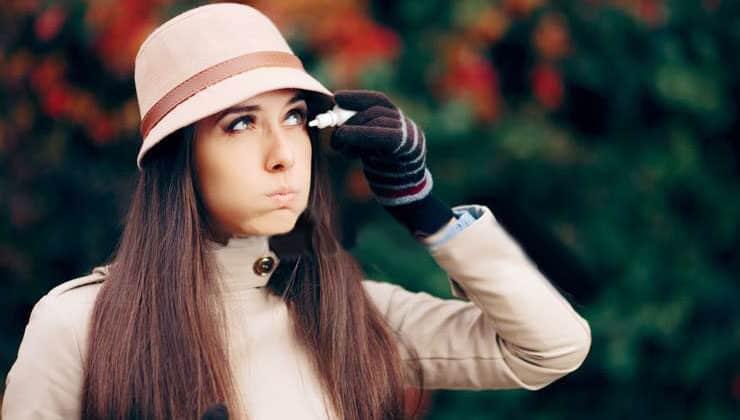 sonbaharda sık görülen göz hastalıkları nelerdir?