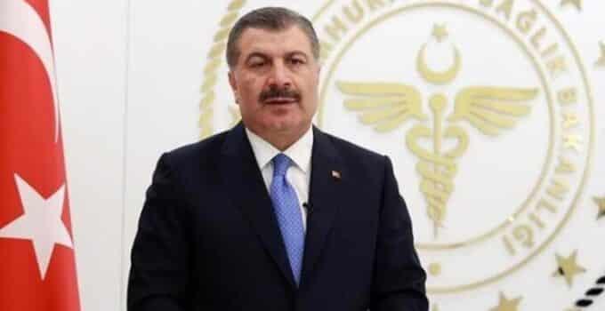 Sağlık Bakanı Fahrettin Koca Sağlık Personelleri Hakkında Önemli Bir Uyarı Paylaştı
